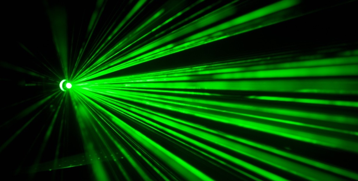 Laser per uso clinico