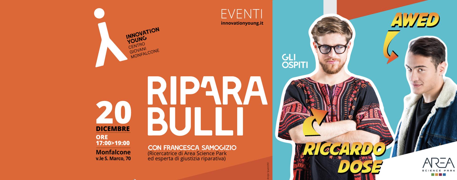 Immagine: #Riparabulli