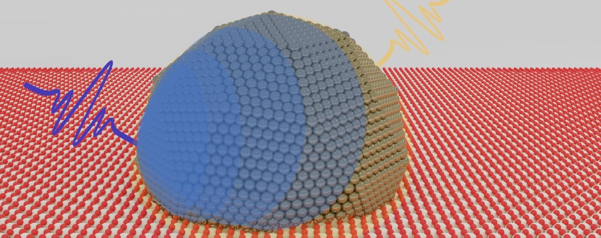 Luce e nanoparticelle per una catalisi 'verde'