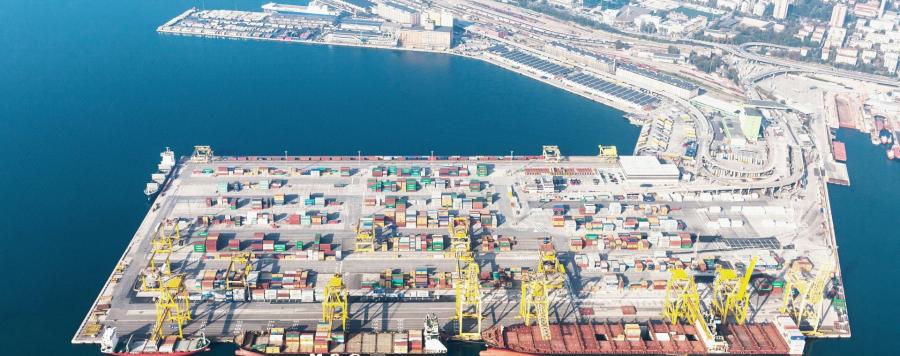 SUPAIR vara le linee guida per porti ecosostenibili