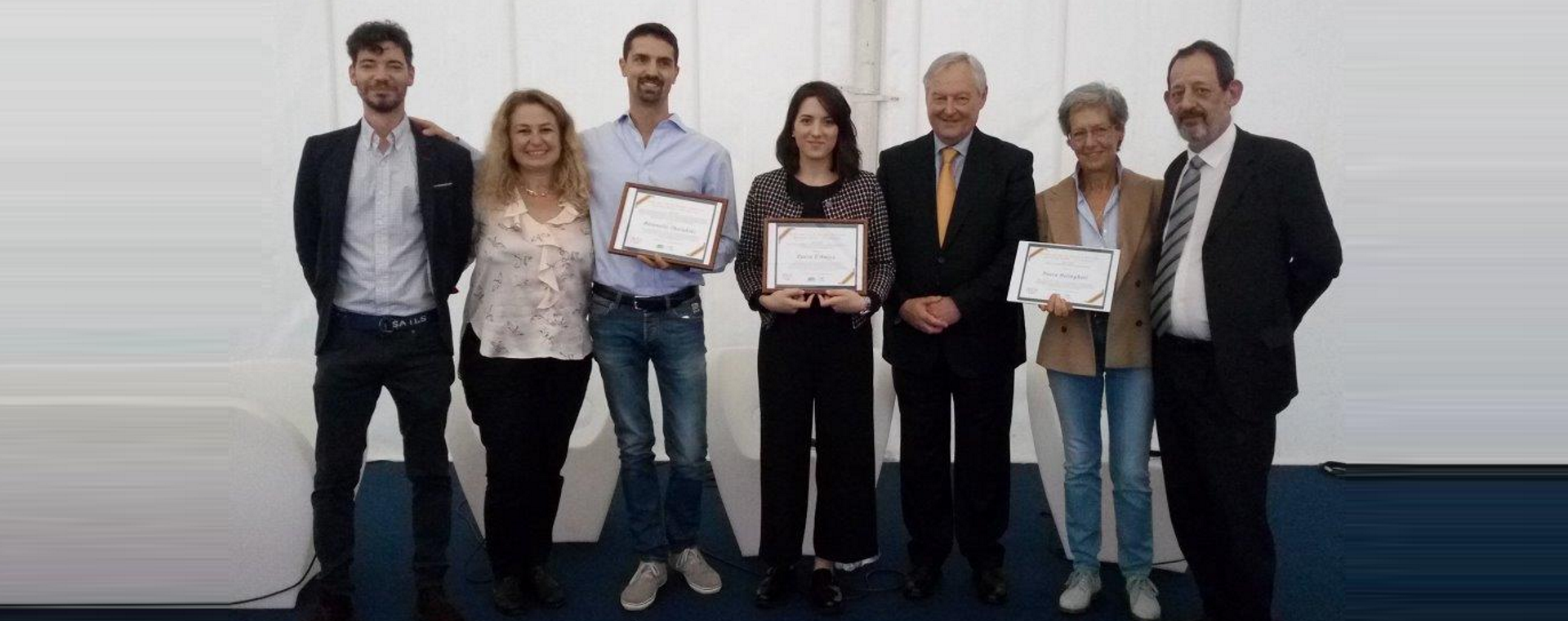 Consegna dei Premi Bernardo Nobile 2018