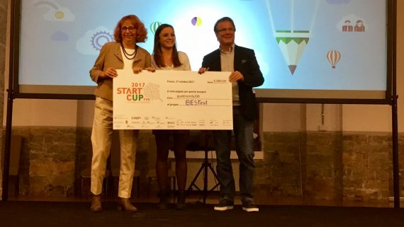 Start Cup FVG 2017: tra i vincitori anche M2TEST