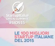 Athonet, modeFinance e Bluewago fra le 100 startup migliori del 2015